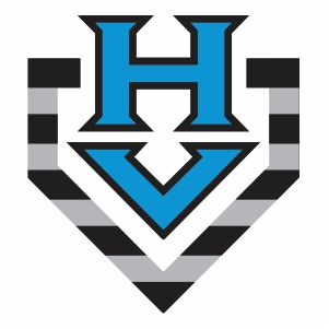 Hudson Valley Renegades HV Logo Vector