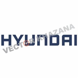 Hyundai Car Logo Svg
