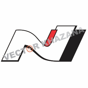 Hyundai N Logo Vector Download