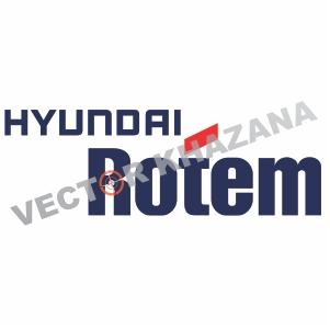 Hyundai Rotem Logo Vector File