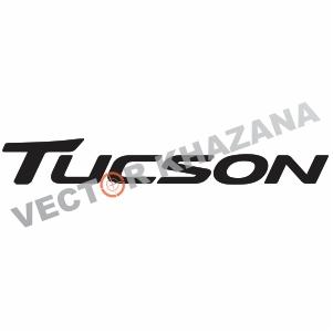 Vector Hyundai Tucson Logo