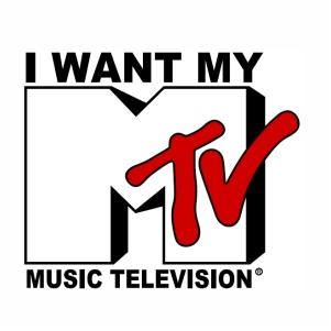 i want my mtv logo svg
