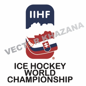 ICE Hockey World Championship Logo Vector