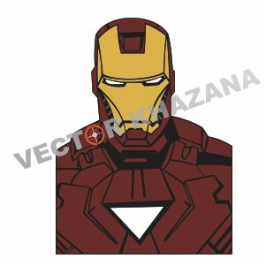 Iron Man Vector