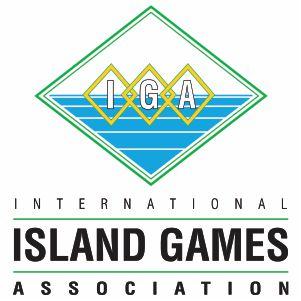 Island Games Logo Svg
