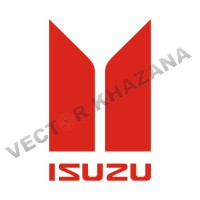 Isuzu Car Logo Vector