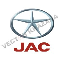 JAC Car Logo Vector