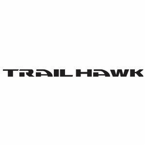Jeep Trailhawk Logo Svg