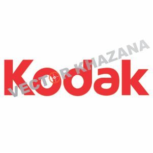 Kodak Logo Vector