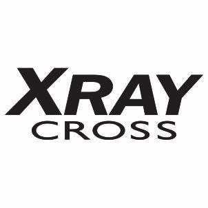 Lada Xray Cross Logo Svg