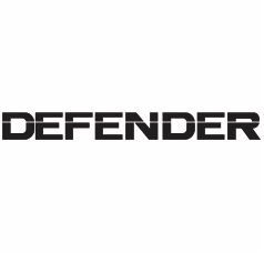 Land Rover Defender Logo Svg