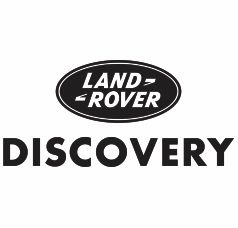 Land Rover Discovery Log Vector