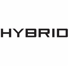 Land Rover Hybrid Logo Svg