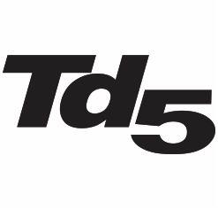 Land Rover TD5 Logo Vector File