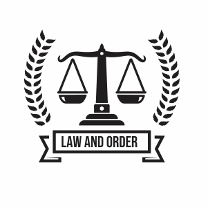 Law And Order Clipart