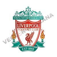 Liverpool F.C Logo Vector