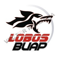 Lobos BUAP Logo Vector