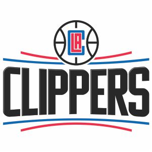 Los Angeles Clippers Logo Svg