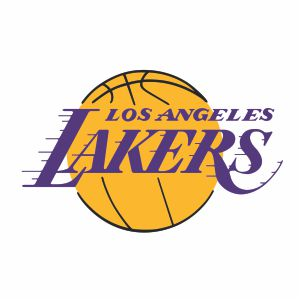 Los Angeles Lakers Logo Svg