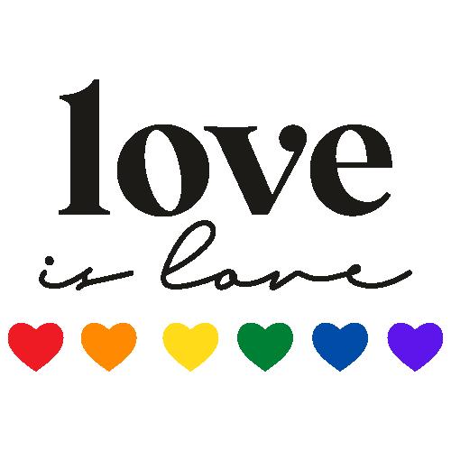 Love Is Love Svg