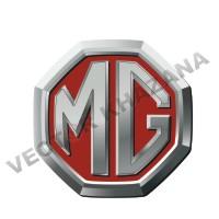MG Car Logo Vector