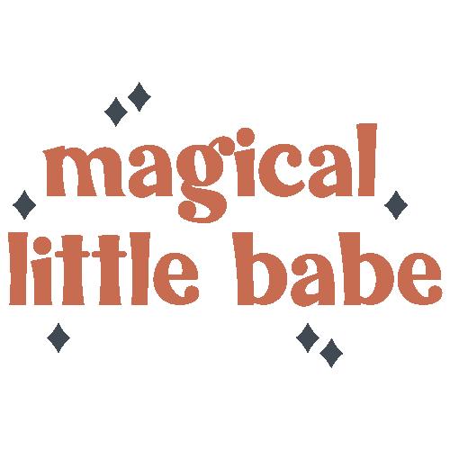 Magical Little Babe Boho Svg