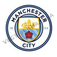 Manchester City F.C Logo Vector