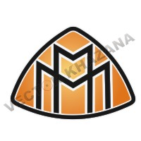 Maybach Car Logo Vector