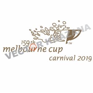 Melbourne Cup 2019 Logo Vector
