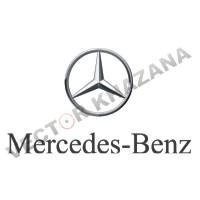 Mercedes Benz Symbol Vector