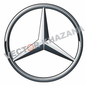 Mercedes Car Logo Vector