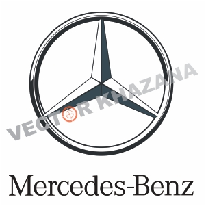Mercedes Benz Logo Svg