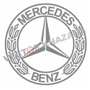 Mercedes Benz Symbol Svg