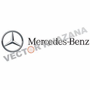 Mercedes Benz C Class Logo Vector