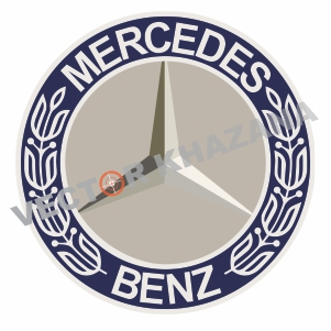 Mercedes Benz Car Logo Vector