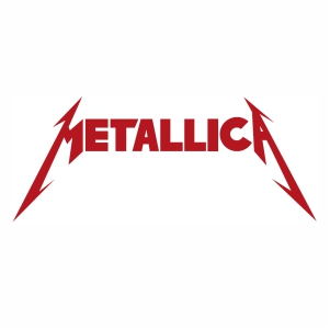 Metallica Band Logo Svg