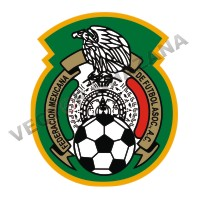 Mexican Football Federation Logo Vector