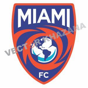 Miami FC Logo Vector