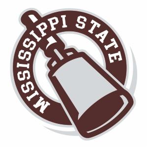 Mississippi State Logos Vector