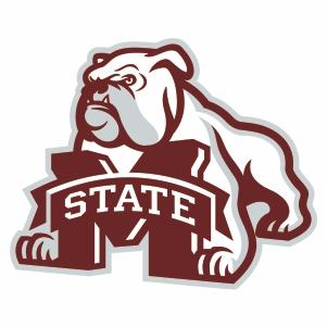 Mississippi State Bulldogs Logo Vector