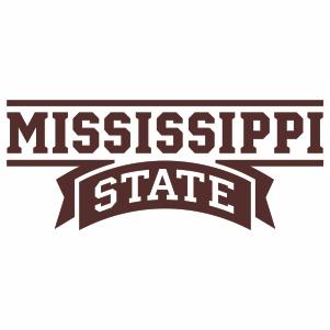 Mississippi State Logo Svg