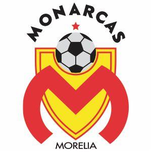 Monarcas Morelia Logo Svg