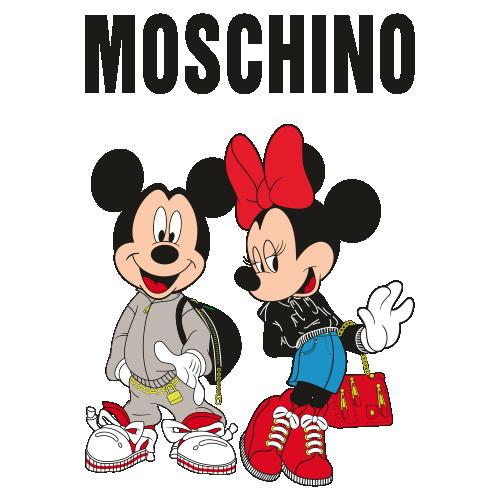 Mickey And Minnie Svg