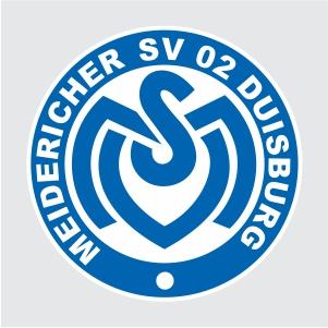 Msv Duisburg football club vector