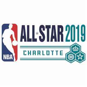Nba All Star 2019 Logo Svg