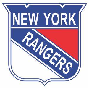 New York Rangers Logo Svg