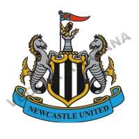 Newcastle United F.C Logo Vector