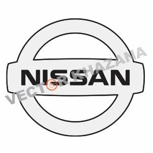 Nissan Car Logo Svg