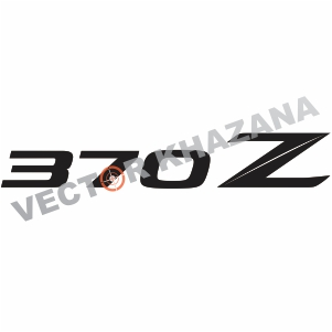 Nissan 370 Z Logo Vector