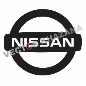 Nissan Car Logo Vector